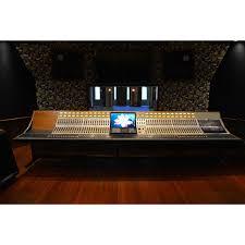 Audio Studio Desk by Wunder Audio Wunderbar Console 60 Channel Vintage King Pro