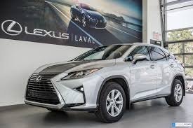 lexus rx inventory pre owned 2016 lexus rx 350 awd toit cuir mag in laval pre owned