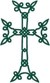 armenian crosses cross embroidery design