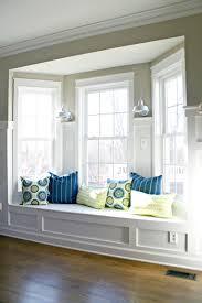 living room bay window painted white new living room pinterest