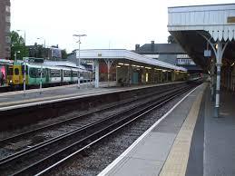 Sutton railway station