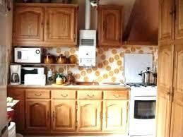 facade de meuble de cuisine pas cher meuble cuisine bois massif pas cher s socialfuzz me