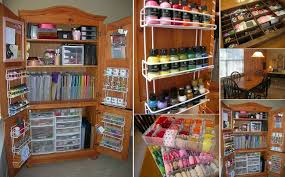 Home Design Network Tv Turn An Old Cabinet Into A Scrapbooking Armoire Home Design