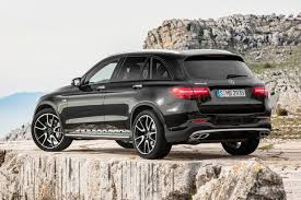 mercedes suv amg price 2017 mercedes glc class amg glc 43 pricing for sale edmunds