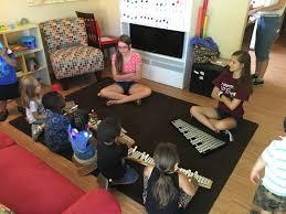 amanda brennan teaches kids in need the power of music u2013 metea media