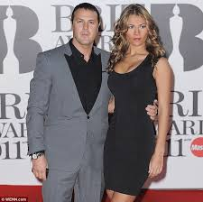 does paddy mcguiness use hair products paddy mcguinness s wife christine martin gives holidaymakers a