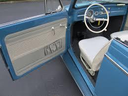 blue volkswagen beetle vintage 1963 volkswagen beetle convertible sold vantage sports cars
