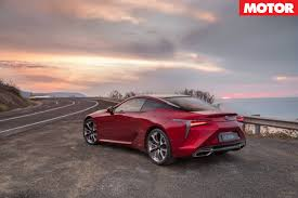 lexus lc500 reveal 2018 lexus lc pricing revealed motor