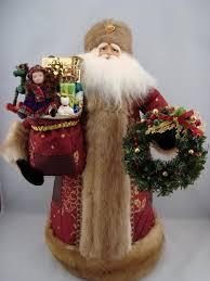 Santa Claus Dolls Handmade - 7 best heirloom santas by artist diane smith images on