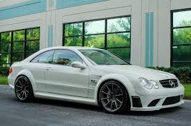 mercedes clk amg black series 2008 mercedes clk 63 amg black series will grow some hair on your