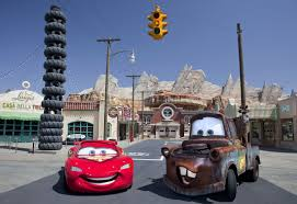 cars land disney u0027s california adventure images collider