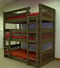 Build Bunk Bed Ladder by Best 25 Triple Bunk Beds Ideas On Pinterest Triple Bunk 3 Bunk