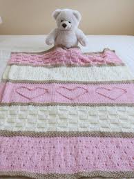 free pattern knit baby blanket give your baby a warm feeling in various knitting patterns for baby