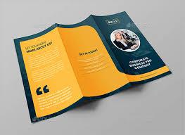 free tri fold business brochure templates tri fold business brochure 30 business brochure templates free