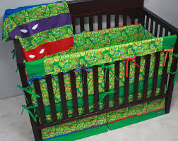 Ninja Turtle Bedding Bedhogshop