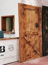 porte in legno massello porta scorrevole barn doors fienile in legno 115x230 anche su misura