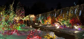 trail of lights denver love the scrappy wanton use of color here best outdoor christmas