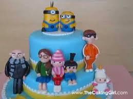 despicable me cake topper despicable me wedding cake topper