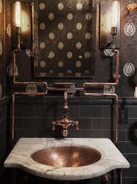 Bathroom With Black Walls 25 Best Industrial Bathroom With Black Walls Ideas U0026 Remodeling