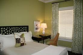 green colored rooms grey green colored master bedroom with black bedside table and