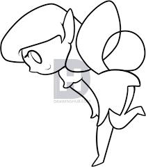 how to draw a fairy for kids step by step by darkonator drawinghub