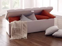 Upholstered Ottoman Storage Bed by Orianna Upholstered Storage Ottoman Living It Up