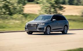 Audi Q7 Off Road - 2017 audi q7 long term test review car and driver