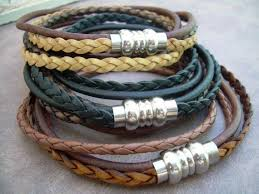 leather bracelet fashion images 35 most trendy and cool leather bracelets for men jpg