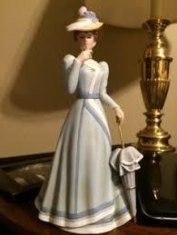 home interior porcelain figurines home interiors porcelain figurine amelia 2005 14054 homeco