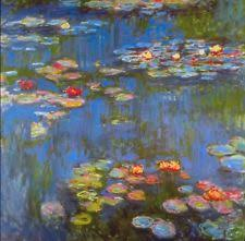 Claude Monet Blind Art Prints Claude Monet Ebay