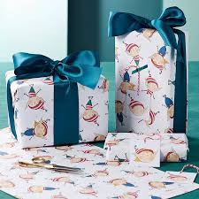 christmas wrapping paper sets christmas wrapping paper set by clara and macy