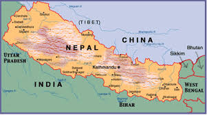 map of nepal and india transcend media service impacts of india s transit warfare