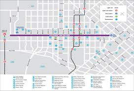 Denver Co Map Denver Bus Map The Best Bus
