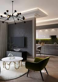 mur noir cuisine 1001 idées pour décider quelle couleur pour les murs d une
