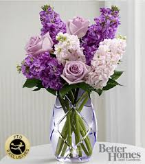 lavender roses lavender roses and stock arrangement in hton falls nh