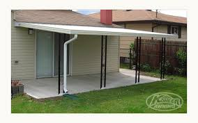 Aluminum Porch Awning Get Your House Protected With The Aluminum Awnings U2013 Carehomedecor