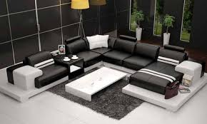 canapé en u vente canape design pas cher marabella lecoindesign