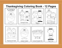 thanksgiving printable books printable thanksgiving coloring book u2013 festival collections