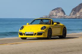 porsche 911 los angeles the 2015 porsche 911 gts will soon rule l a s roads los angeles
