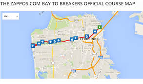 San Francisco Ca Map by Sf Bay To Breakers Map U0026 Info Ruth Krishnan Top Sf Realtor 10