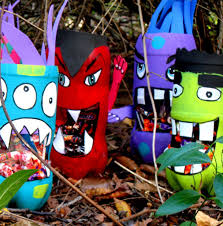 monster list of halloween projects 56 best plastic bottle craft ideas for kids