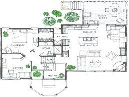 baby nursery split level home floor plans best split level house