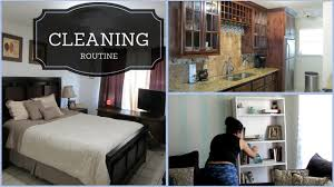 cleaning routine deep cleaning my house youtube