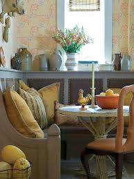 Kitchen Nook Decorating Ideas by Kitchen Table Design U0026 Decorating Ideas Hgtv Pictures Hgtv