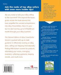 ebay powerseller secrets insider tips from ebay u0027s most successful
