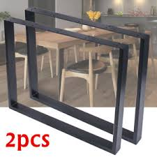 heavy duty table legs 2x heavy duty steel legs industrial design box shape bench wide