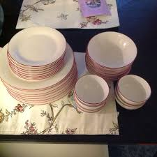 best set of oneida dishes casual settings american
