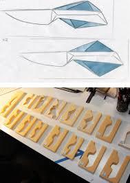 the making of keramikus kitchen knives