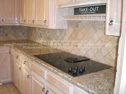 Backspash Tile Pictures Of Tile Backsplash In Tumbled Stone Dallas Tx