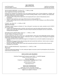 Technical Skills Resume Examples by Analyst Programmer Resume Samples Visualcv Resume Samples Database